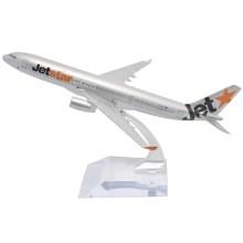 ジェットスター航空 Jetstar Airways エアバス A330 高品質合金飛行機プレーン模型