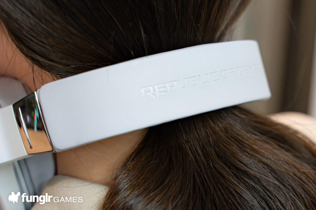 ROG Delta White Edition