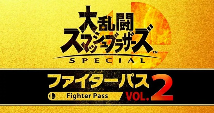 Super Smash Bros. Ultimate Fighters Pass Vol. 2 On Sale Now!