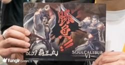 「SOULCALIBUR VI」の第9弾DLC「覇王丸」の紹介動画公開!EVO Japan 2020では限定ステッカーも配布!