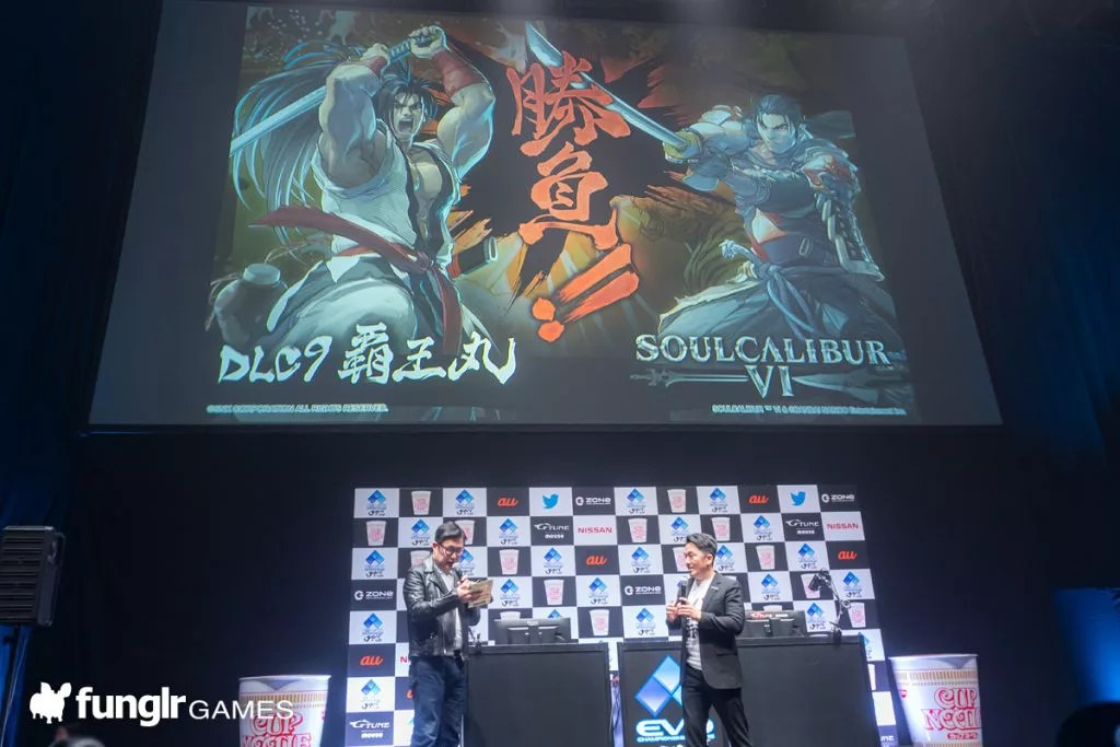 EVO Japan 2020 SOULCALIBUR VI
