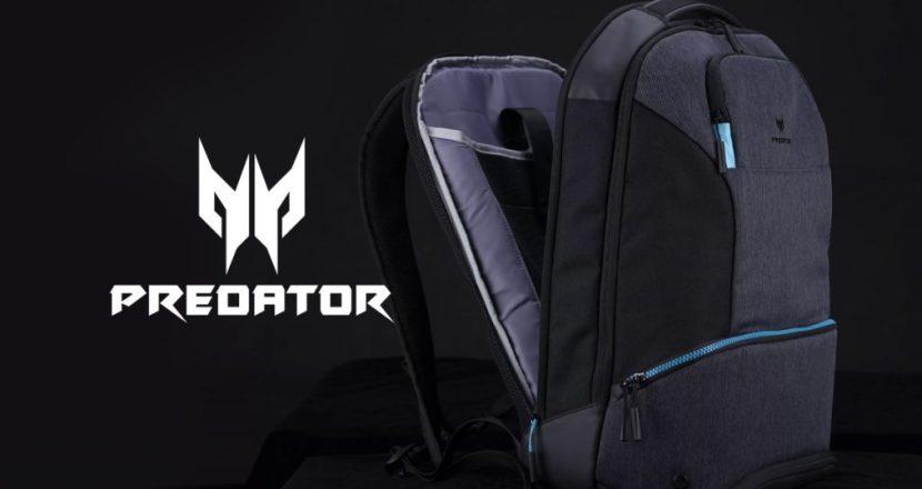 エイサーが機能性抜群のゲーマー向けバックパック「Predator Hybrid Backpack」発売