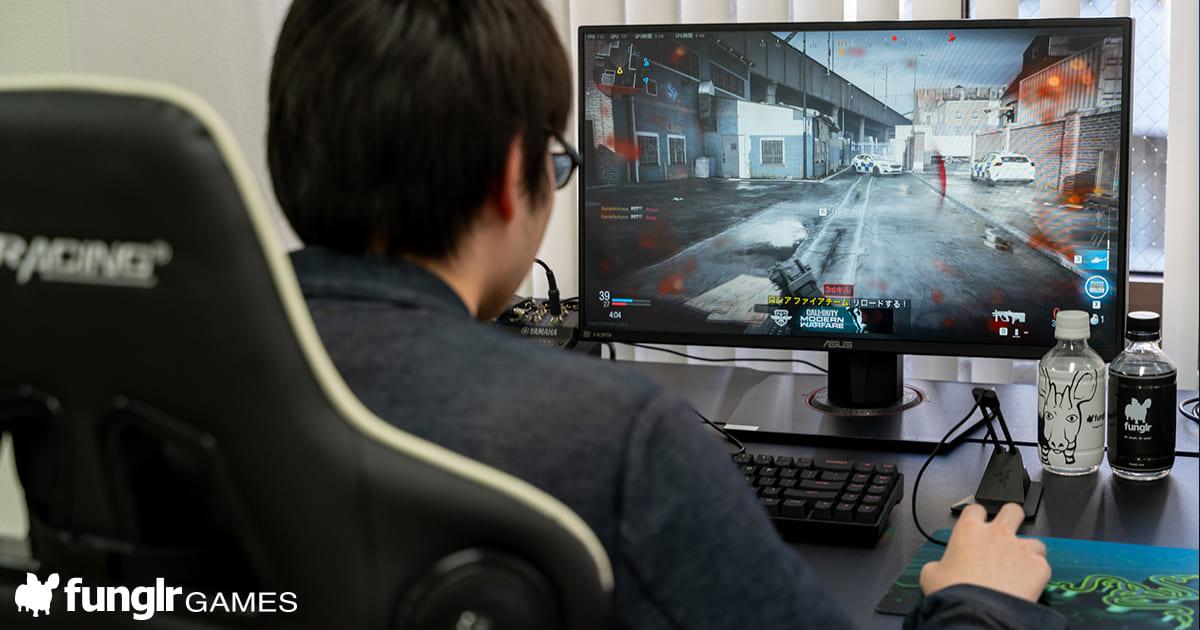 144Hz&1ms高速応答を実現したIPSゲーミングモニターASUS「TUF Gaming VG259Q」レビュー!!