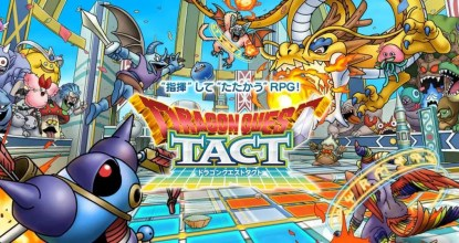 ドラクエ新作スマホアプリ「ドラゴンクエストタクト」発表!今度のジャンルはタクティカルRPG!