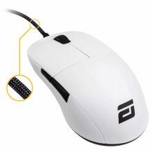ENDGAME GEAR ゲーミングマウス XM1 Flex Cord cable Ver. ホワイト