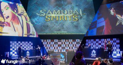 EVO Japan 2020で繰り広がられた熱き剣戟!サムライスピリッツ部門フォトレポート!