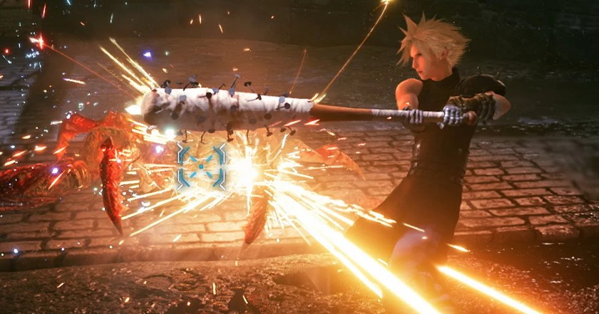 New Final Fantasy VII Screenshots: Red XIII, Weapons, Summons