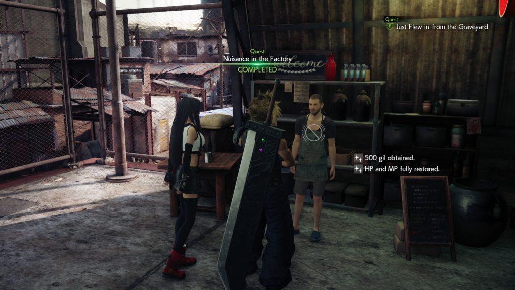 Mercenary Quests