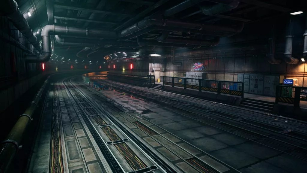 Corkscrew Tunnel