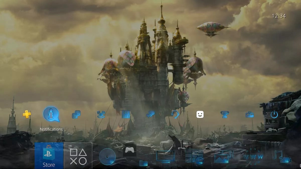 FFVII REMAKE x FFXIV W購入特典テーマ – Prelude -