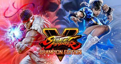 「ストリートファイターV チャンピオンエディション」が遂に発売!新キャラクター「セス」も使用可能に!