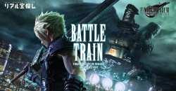 中止になった「BATTLE TRAIN FINAL FANTASY VII REMAKE ANOTHER STORY」の謎解きをスマホ限定で公開!