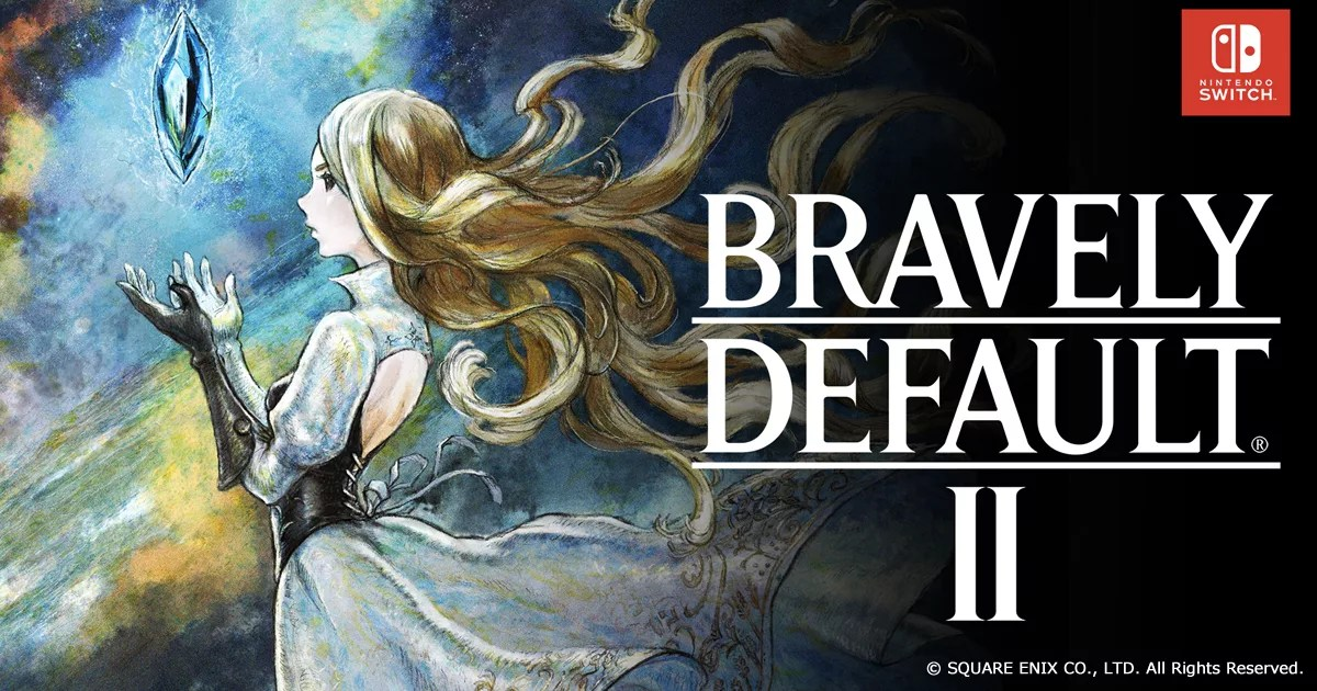 BRAVELY DEFAULT II(ブレイブリーデフォルト2)2020年Switchで発売!先行体験版も配信開始!