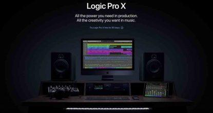 Apple支援在家工作人士 免費提供Final Cut Pro X/Logic Pro X