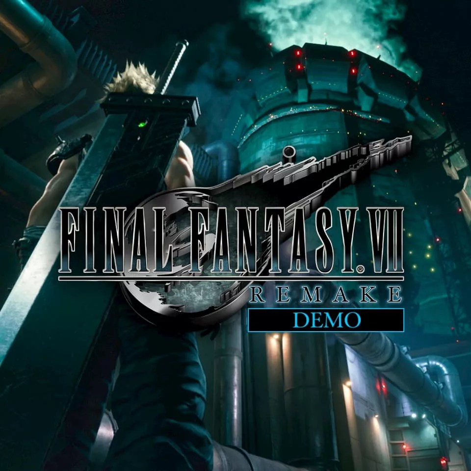 FINAL FANTASY VII REMAKE DEMO