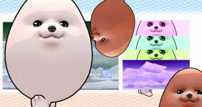 丸いフォルムがキュート!「Fight of Animals」に新キャラクター「エッグドッグ」参戦!