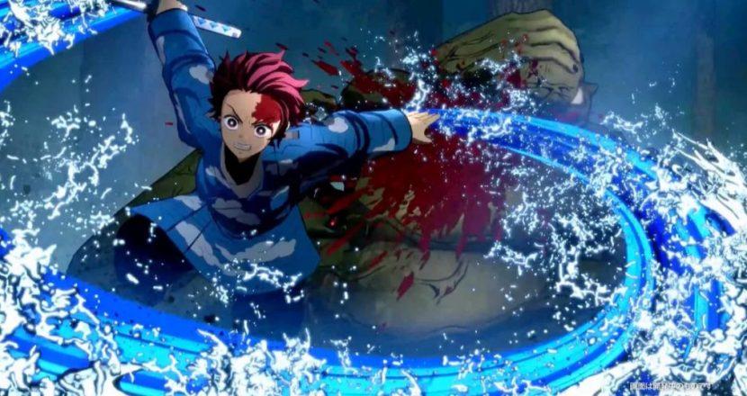 【鬼滅之刃】推PS4及手遊兩款遊戲 遊戲模式和預告片大公開