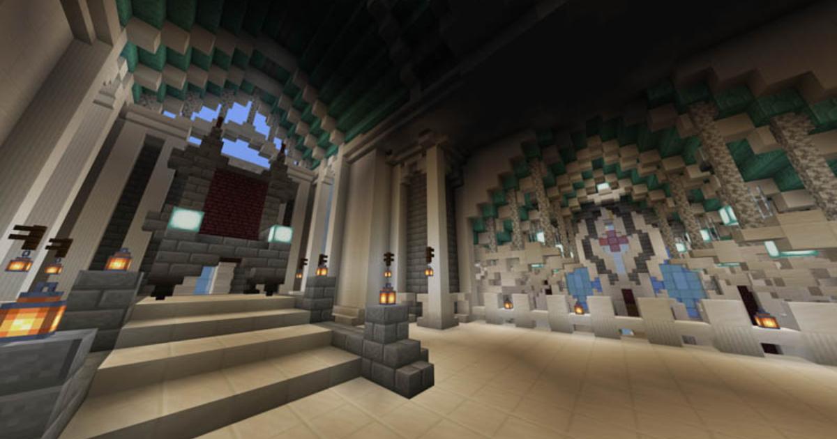 Minecraft「Treasure Hunt Licht」