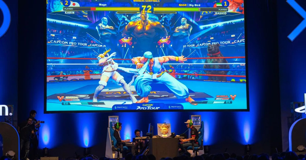 世界首次!esports免費素材「STREET FIGHTER V CHAMPION EDITION」×「PAKUTASO」合作企劃大公開!