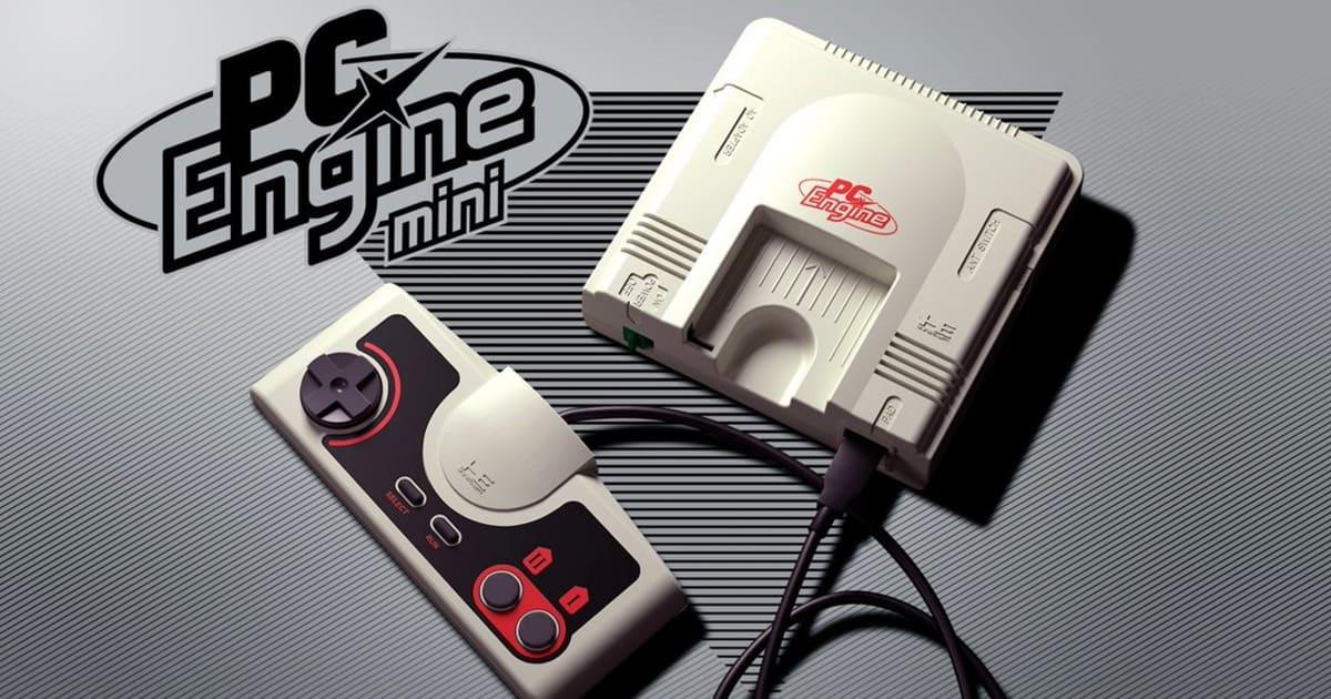 Bandai宣布PC Engine mini因新型冠狀病毒肺炎影響延遲發貨