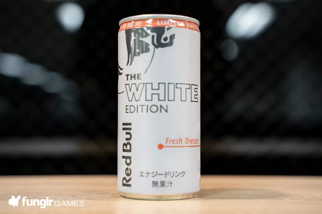Red Bull Energy Drink THE WHITE EDITION