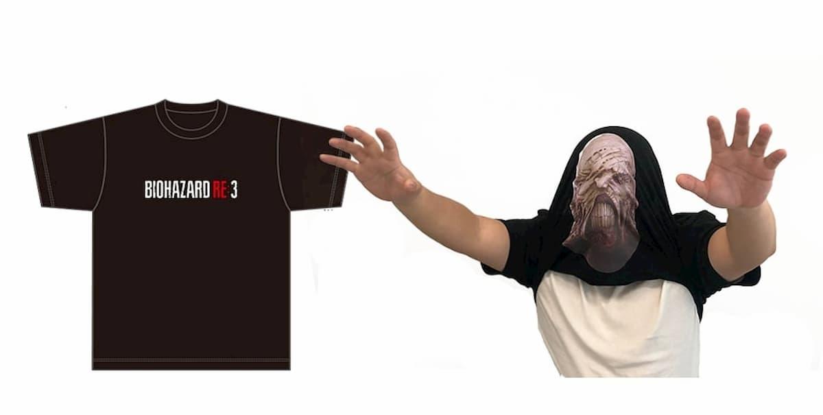 ネメシスなりきりTシャツ