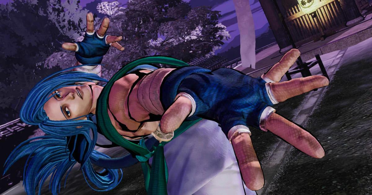 「SAMURAI SPIRITS」シーズンパス2の第2弾DLCキャラクター「風間蒼月」の配信日が決定!