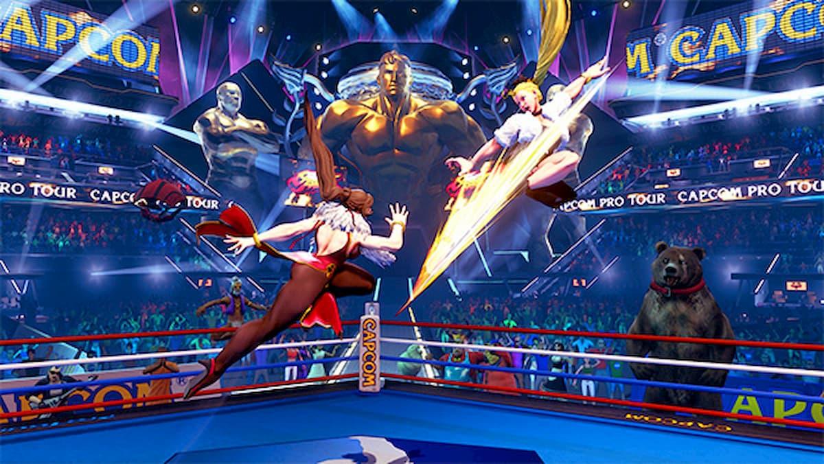 Capcom Pro Tour 2016 Pack