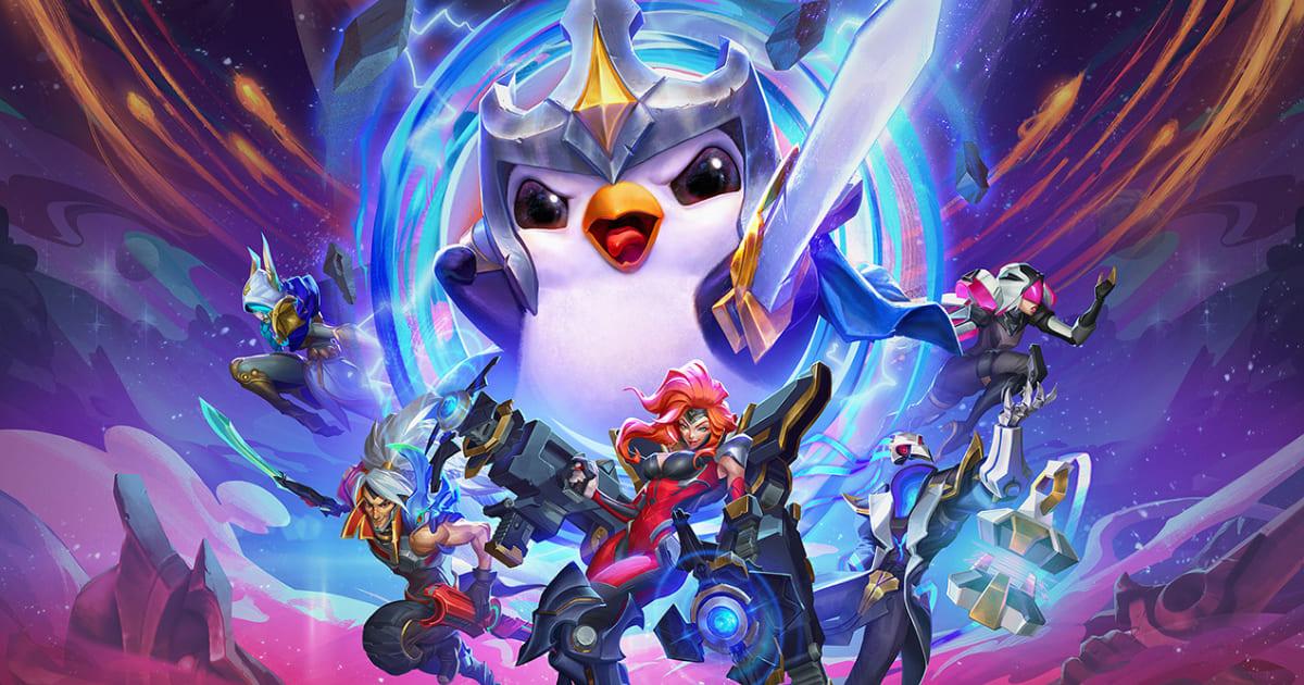 LoLで有名なライアットゲームズよりモバイル版「チームファイト タクティクス」が新登場!3月20日リリース開始!