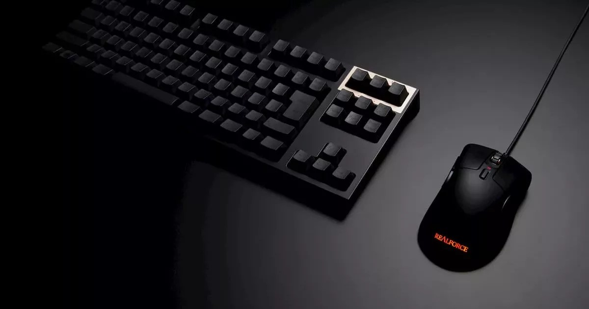 最強滑鼠誕生!Topre的「REALFORCE MOUSE」發售決定!