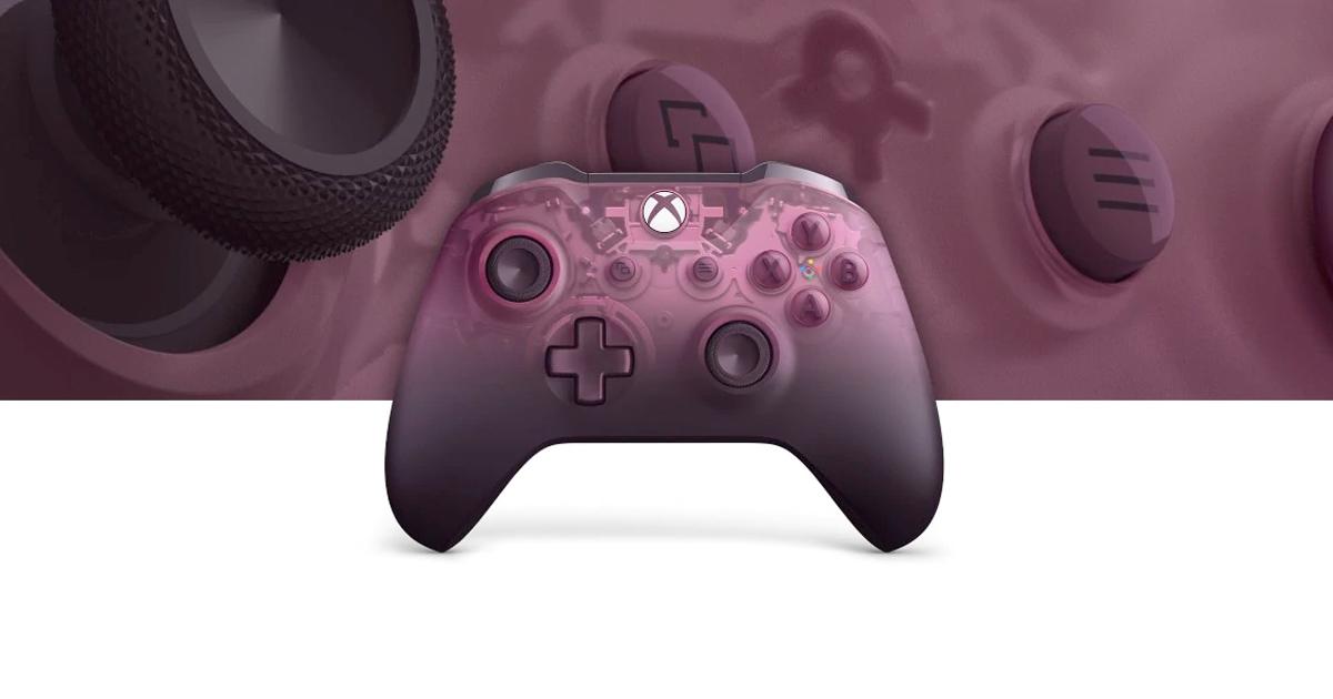 Xboxワイヤレスコントローラーに新色登場!その名も「ファントム マゼンタ スペシャルエディション」