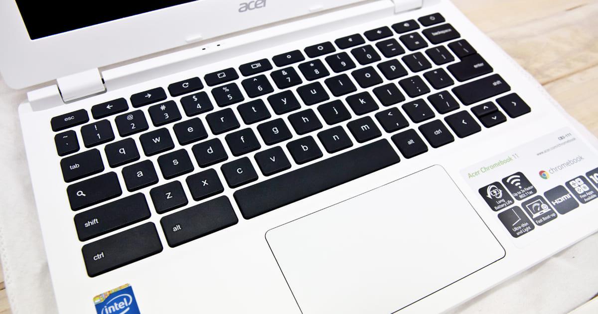 超軽量!「Acer Chromebook 11」を購入したので開封式をしてみました!!
