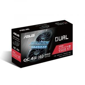 ASUS DUAL-RX5500XT-O4G-EVO
