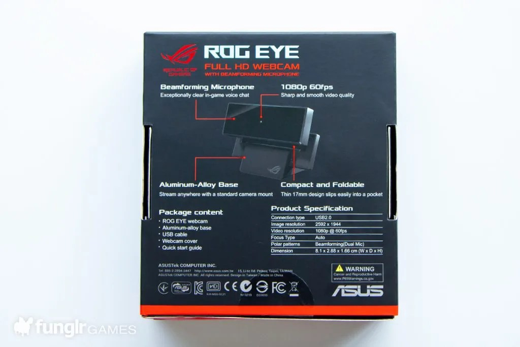 ROG Eye