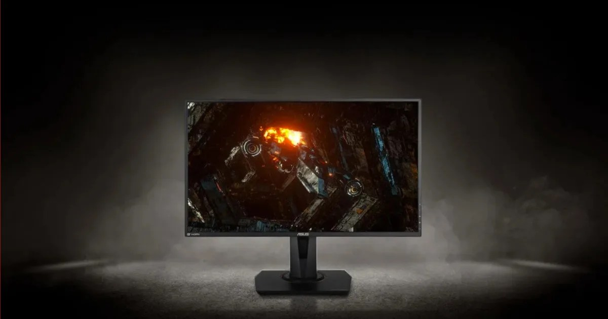 リフレッシュレート世界最速280Hz!ASUSがゲーミングモニター「TUF Gaming VG279QM」を発表