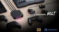 4K/60fps HDR対応のキャプチャーユニット AVerMedia「Live Gamer BOLT - GC555」を日本国内で発売