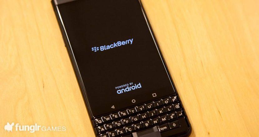 遂にDSDS対応のBlackBerry KEYone(BBB100-7)を買ったので開封式!