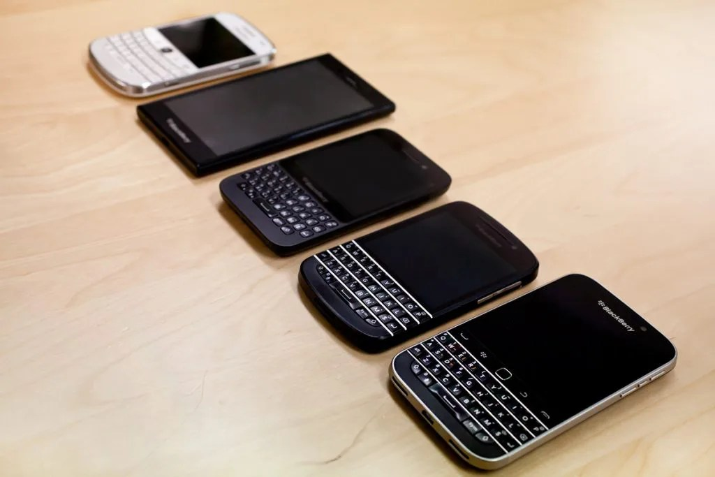 BlackBerry集合