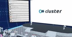 バーチャルイベントが即日可能になる「clusterスターターパッケージ」を提供開始