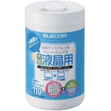エレコム 液晶用ウェットクリーニングティッシュ