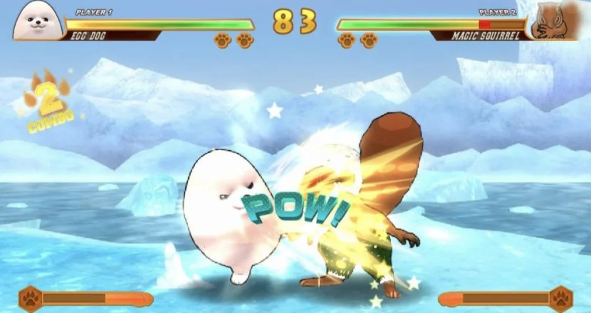 Nintendo Switch版「Fight of Animals」が遂に日本でも配信開始!