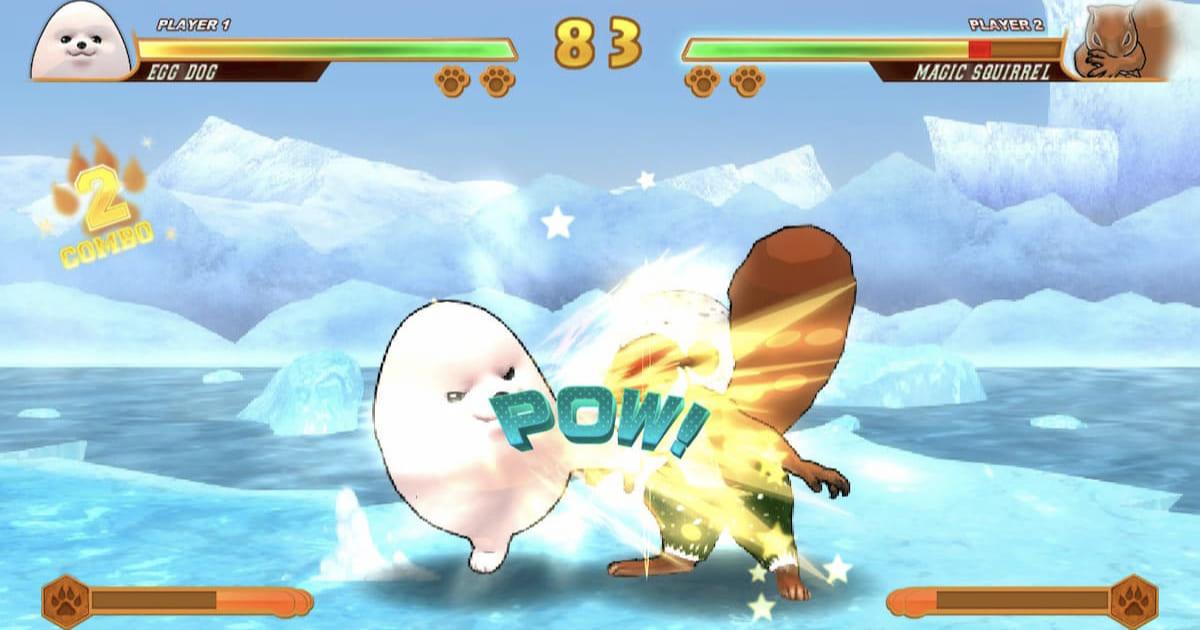 Nintendo Switch版「Fight of Animals」が遂に日本でも配信開始!
