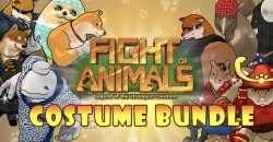「Fight of Animals」で動物たちの新コスチュームが配信開始!アップデートも実施!