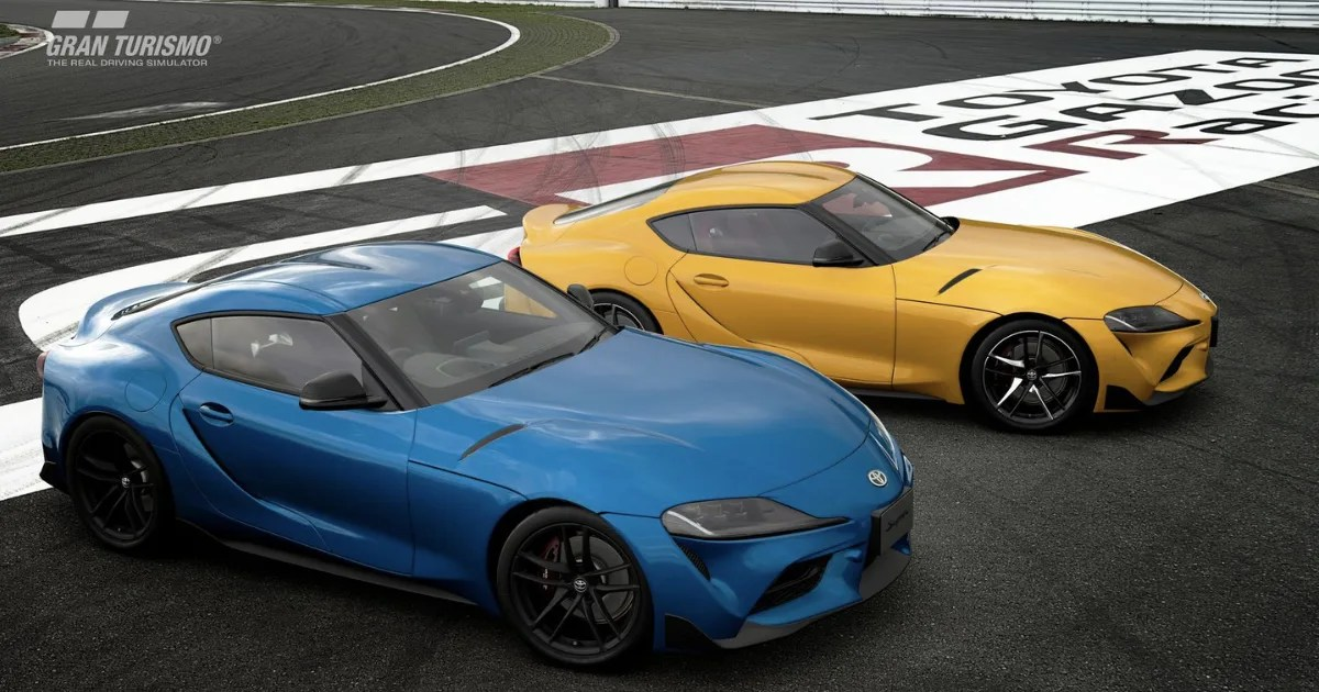 グランツーリスモSPORTに新車両「トヨタ GRスープラ RZ '20」追加!