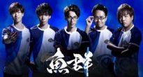 「G-Tune」がTOPANGA運営のeスポーツチーム「魚群」にスポンサー開始!