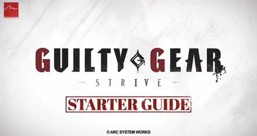 「GUILTY GEAR -STRIVE-」系列最新作目前封測中!出場角色影片大公開!
