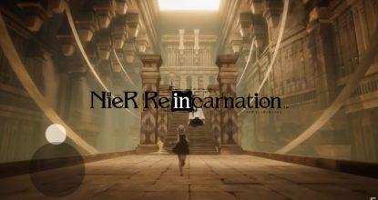 ニーア最新作「NieR Re[in]carnation」実機プレイ動画が公開!