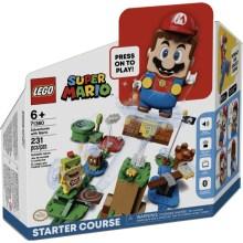 レゴ(LEGO) スーパーマリオ レゴ(R)マリオ と ぼうけんのはじまり 〜 スターターセット