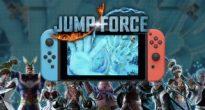「JUMP FORCE」がデラックスエディションになってNintendo Switchで発売決定!