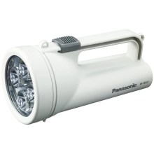 パナソニック LED懐中電灯 乾電池付き F-KJWBS01-W